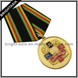 High Quality Lanyard Medal for Military Army Solider (BYH-618)