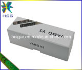 Chrome/Black Chrome Electronic Cigarette Vamo V3 with Diamond Design
