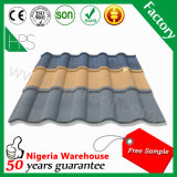 Corrugated Roofing Sheet Heat Resistant Building Material House Shingles Romance Type