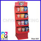 Cardboard Retail Display Shelf