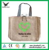 Customized Eco Friendly Fashion Cheap Jute Bags