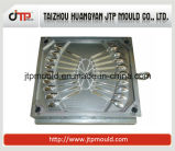 18 Cavities High Gloss Plastic Injection Spoon Mould