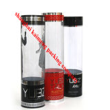 Transparent Extruded Plastic Tube Packaging