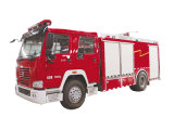 Pm/Sg80A Water Tank Fire Rescue Vehicles for Sale