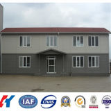 Two-Storey Steel Structural Prefabricated House
