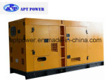 60Hz 113kVA Soundproof Power Generator Powered by Cummins Diesel Engine