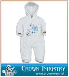 100% Cotton Padded Fashion Baby Garment / Baby Overall