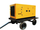 50kw~180kw Silent Diesel Generator Set with Deutz Engine