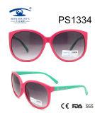 Latest Trends Fashion Children Kid Plastic Sunglasses (PS1334)