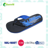 Beach Slippers Suit for Men, Canvas Straps with EVA Sole