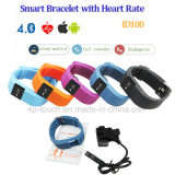 Smart Bluetooth Bracelet with Heart Rate Monitoring (ID100)