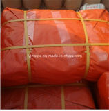 Orange Waterproof Fabric Tarp Sheet/PE Tarpaulin Sheet