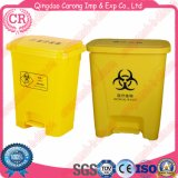 High Quality Medical Plastic Foot Pedal Dustbin