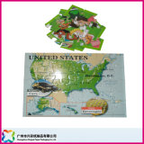 Customized Children Toy Jigsaw Puzzle for Promotion/Education (XC-9-001)