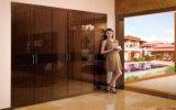 Simple Portable Fabric Storage Cabinet Bedroom Furniture Wardrobe (zy-038)