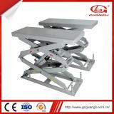 China Manufacturer Advanced High Quality Auto Scissor Car Lift 3000
