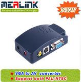 VGA to AV Converter (PC to TV)