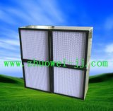 HS Series Deep Pleat HEPA Filter