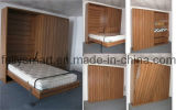 Maximum Space-Saving -- Bed With Sliding-Door Cabinet (B11D)