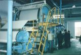 Tissue Paper Machine Line. 1575mm, 2-5 Tons Per Day Capacity, Waste Paper for Pulp