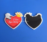 I Love Skating Fridge Magnet Heart Shape Magnet for Russia Market