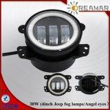 4inch 30W Fog LED Lighting for Jeep Wrangler