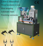 Good Quality Automatic Two Round Pin Plug Assembly Machine