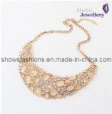 Shape Pendant with Diamond Fashion Necklace (XJW12175)