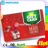 Promotion Loyalty business Membership gift card with name card sleeve