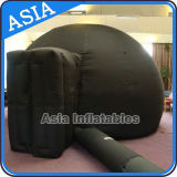 School Mobile Inflatable Projection Dome Tent, Projection Inflatable Planetarium Tent