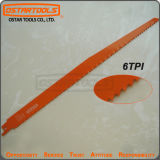 S1411d 300mm Hcs Reciprocating Sabre Saw Blade for Wood Cutting