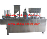 Bg32A-4c Liquid Yogurt Cup Filling Sealing Machine