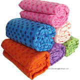 Anti-Slip Microfiber Bath Towel Yoga Towel of Multi Colours