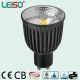 CRI90ra GU10 LED Spotlight with Unique Design