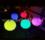 Custom Inflatable Decoration Light Round Shape Balloon, LED Wedding Balloon C2032