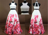 Painted Lady Fashion Evening Dress, Prom Dress, Tailored