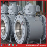 API Flanged Trunnion Type Ball Valve