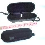 Ziipered Handle Hang Hook Stiff Stronger Eyeglasses Case