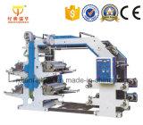 High Speed 4 Color Film Polythene Printing Machine
