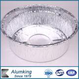 Aluminium Semi-Rigid Food Container Foil