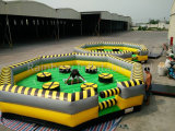 2016 New Design Inflatable Crazy Bull Game for Sale