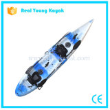 Double Seat High Quality Sit on Top Plastic Fishing Kayak for Sale