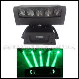 5*10W LED Moving Head Effect Beam Light