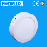 Surface Mounted 6W Round Ceiling LED Panel Light