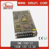 150W 12VDC 12A LED Lighting Designed Driver Power Supply