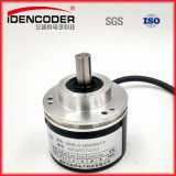 Adk A58L8 Outer Dia. 58mm Shaflt 8mm Optical Output Format IP54 Incremental Rotary Encoder