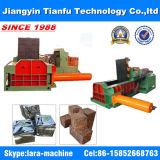 125t Push out Hydraulic Scrap Copper Wire Baler