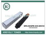 Toner Compatible Toner for Canon GPR-34/NPG50/C-EXV33
