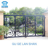 High Quality Crafted Wrought Iron Gate/Door 024