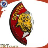 High Quality Custom Made Metal Bullion Badges